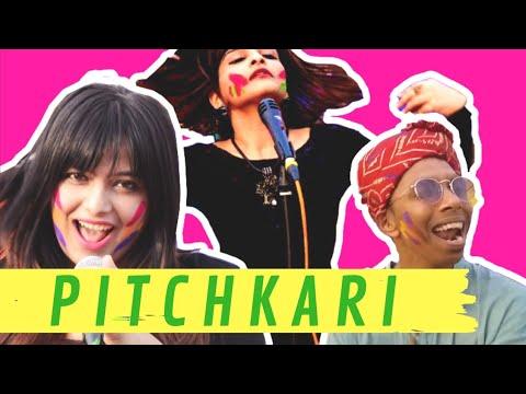 PitchKari - Holi Medley   KavyaKriti
