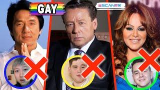 ¿ NO QUIEREN A Sus Hijos LGBT éstos FAMOSOS ?