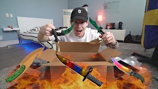 Unboxing with Gaming Influencers
