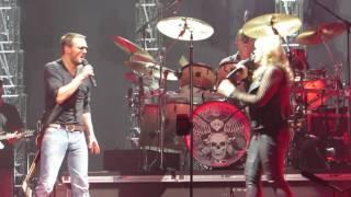 """Eric Church """"That's Damn Rock and Roll"""" Live @ Wells Fargo Center"""
