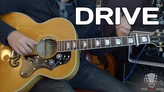 How to play Drive by The Cars - Guitar Lesson with Erich Andreas