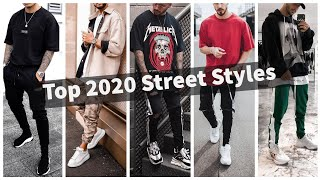 Top Street Styles For Mens - Trend 2020 Styles | ThatANAS