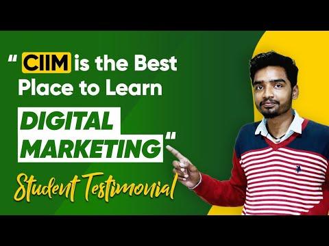 Advanced Digital Marketing Certification Course Training ... - YouTube