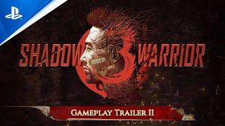 PlayStation Shadow Warrior 3 - Gameplay Trailer 2   PS4 anuncio