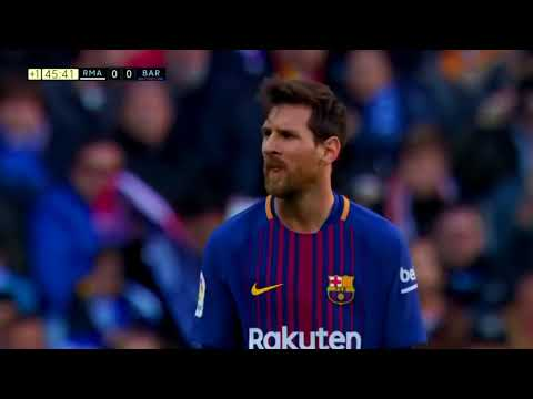 Leo Messi vs Real Madrid Away HD 1080i (23/12/2017) by neyssipage