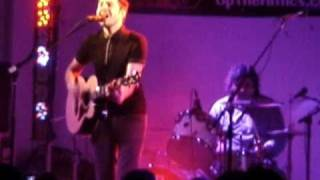 The Boxer Rebellion - Flashing Red Light Means Go (live in LA @ Culture Collide 10.10.10)