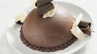 Simple Chocolate Garnishing