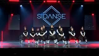 Undefined - Si Danse 2018 - 2e place