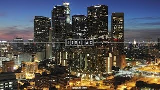 Los Angeles Time-Lapse - TimeLAX 01 - California