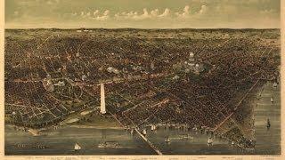 Washington D.C. History and Cartograph (1892)