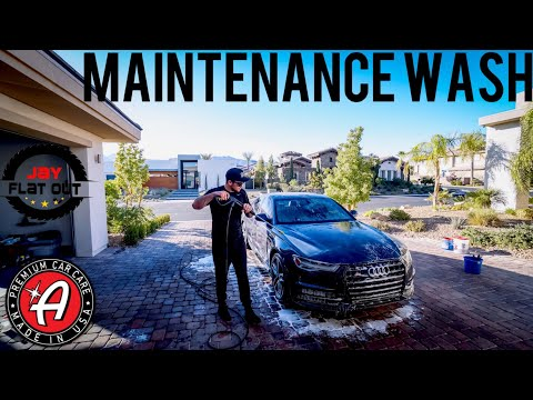 How To Maintenance Wash Your Car using Adams Polishes – Jay Flat Out