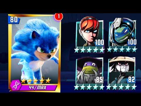 Ninja Turtles Legends PVP HD Episode - 532 #TMNT
