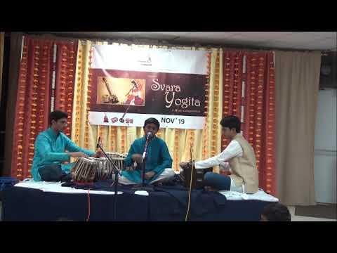 Svara Yogita 2019 - Arjun Ramakrishnan