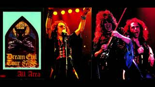 DIO LIVE in Gothenburg, Sweden 1987 (COMPLETE/REMASTERED)
