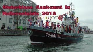 Sinterklaas Intocht Hellevoetsluis 2015
