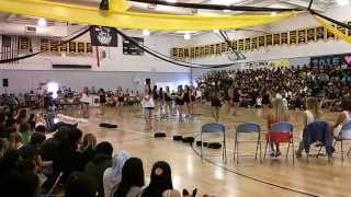 Wilcox High School 2013 Goodbye Rally