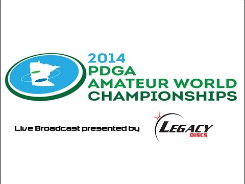 Amateur & Junior Disc Golf World Championships – Round 2 Coverage at Blue Ribbon Pines
