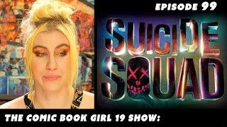 Existential Crisis over Suicide Squad