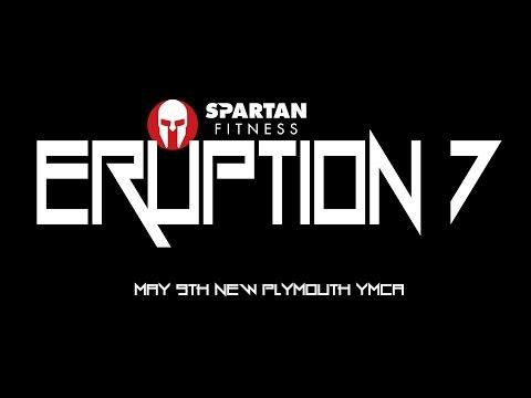 ERUPTION 7 Rhy Izett SPARTON  vs Clayts Halliday TOA  70kg Novice