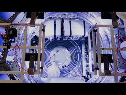 Timelapse Video Shows That Packing For Space Is Pretty Complicated