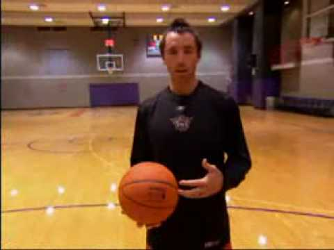 VIDEO: Passing Fundamentals with Steve Nash