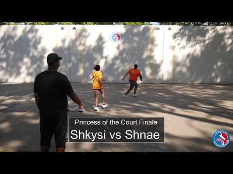 Princess of the Court Finale - Shkysi vs Shnae