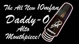 """10MFAN DADDY-O ALTO MOUTHPIECE--- ROBERT ANCHIPOLOVSKY """"ANOTHER TIME, ANOTHER PLACE"""""""
