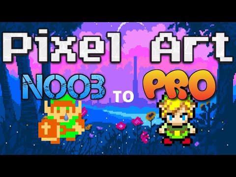 Beginner Pixel Art Tutorial – A Complete Guide