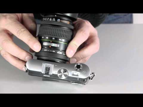 Pentax K-Objektiv - Samsung NX Adapter mit Blendenring Kiwifotos - by www.enjoyyourcamera.com