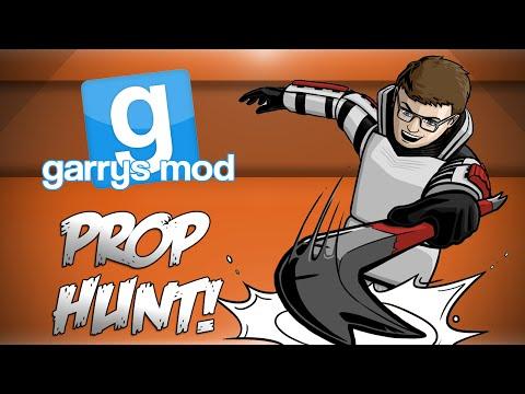 Garrys Mod Walkthrough - GMod Hide & Seek! - Campfire Song