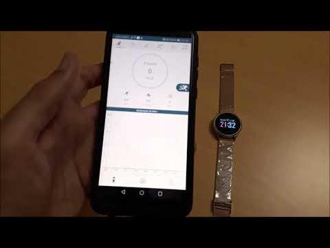 Smartwatch Newwear Q8 - Banggood