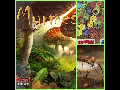 Behind the Theme: Myrmes = Ant facts (LU48)