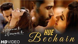 Hue Bechain Lyrics | Ek Haseena Thi Ek Deewana   - YouTube