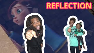 "CGI 3D Animated Short: ""Reflection"" 