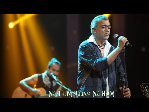 Na Tum Jaano Na Hum (cover) By Lucky Ali Unplugged
