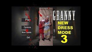 GRANNY GAME NEW DRESS MODE PART 3