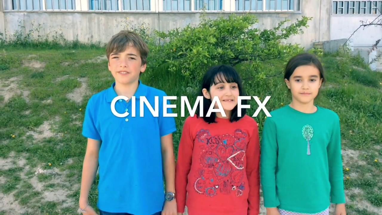 Cinema Fx . Taller de Inés