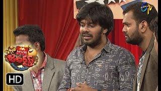 Sudigaali Sudheer Performance | Extra Jabardsth | 16th June 2017 | ETV  Telugu