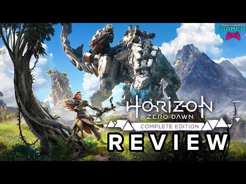 Horizon Zero Dawn: Complete Edition - Review