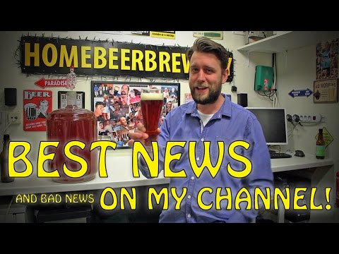 Homebrew Wednesday #94 Best NEWS on my channel! 👩‍ EVER 👨