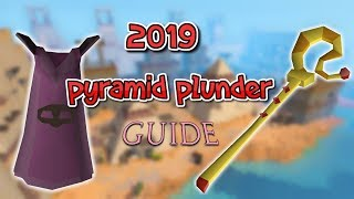 OSRS Pyramid Plunder Guide 2019 |99 Thieving Guide|