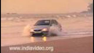 Drive-in beach, Muzhapilangad