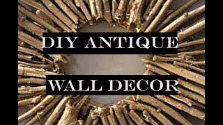 3 WAY DIY ANTIQUE WALL DECOR UNDER INR100