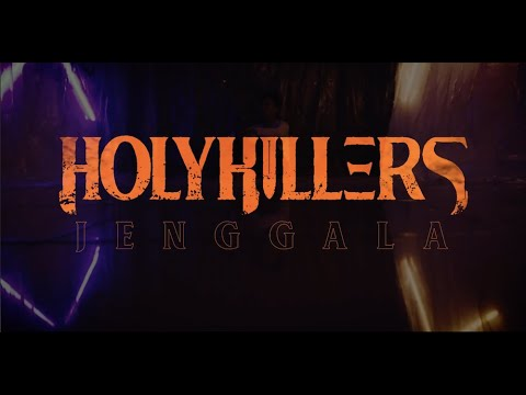 HOLYKILLERS - Jenggala [OFFICIAL VIDEO] online metal music video by HOLYKILLERS