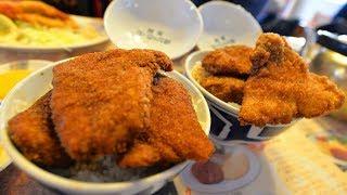 Fukui's Source Pork Cutlet Bowl 福井のソースカツ丼はヨーロッパ軒から始まる:Gourmet Report グルメレポート