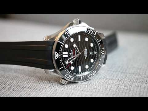 Up Close: The Omega Seamaster Diver 300M