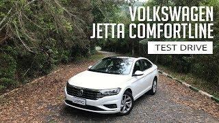 Volkswagen Jetta Comfortline 250 TSI - Test Drive