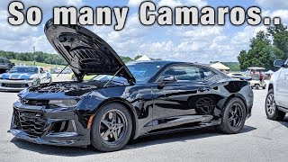 First Day of Camaro Fest Didn't Go As Planned..