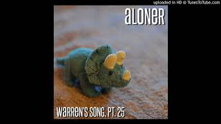 Aloner - Warren's Song, Pt. 25 (Bracket cover)