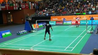 Is Lakshya Sen the next Srikanth Kidambi? Nice Angle Finals Dutch Open 2019